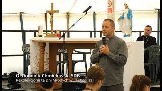 Reportaż: On woła Cię! Pierwsze Dni Młodych w Laxton Hall. 14-16.06.2019