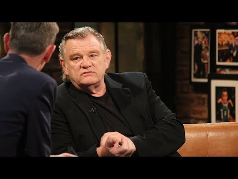 """I think there will be a sea change"" - Brendan Gleeson 