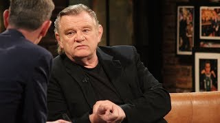 """""""I think there will be a sea change"""" - Brendan Gleeson   The Late Late Show   RTÉ One"""