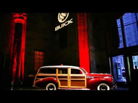 1940 Buick Super Estate Wagon Youtube