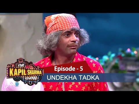 Undekha Tadka | Ep 5 | The Kapil Sharma Show | Sony LIV