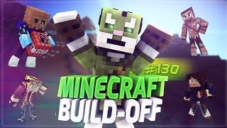 Minecraft Build Off #130 - BERGEN VERNIETIGING!