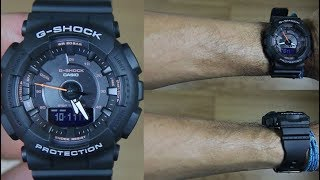 CASIO G-SHOCK GMA-S130VC-1A - UNBOXING