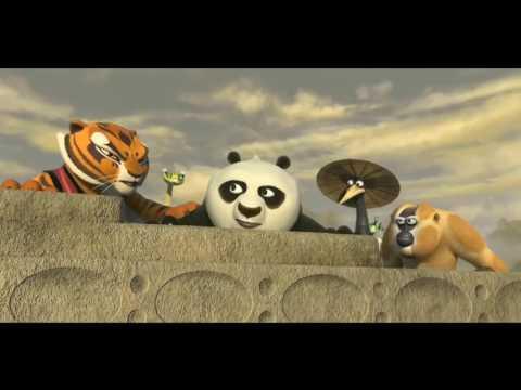 Durbaj #3 The Fight Pro Kung Fu Panda