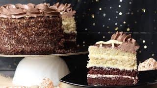 ВКУСНЕЕ ЧЕМ В ДЕТСТВЕ ТОРТ ЗОЛОТОЙ КЛЮЧИК Golden key cake recipe