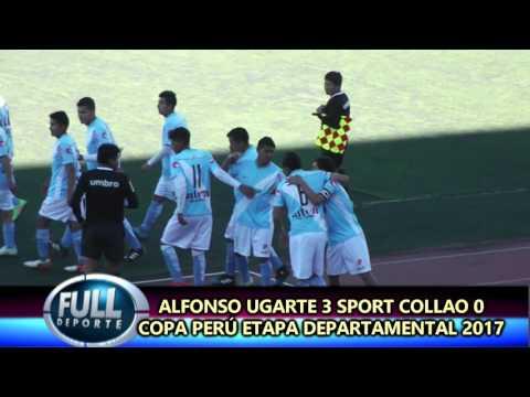 ALFONSO UGARTE 3 SPORT MUNICH 0