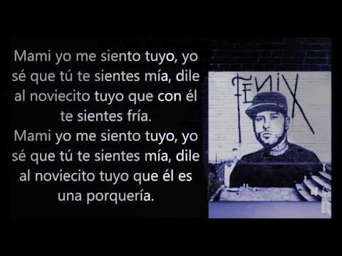 El Amante - Nicky Jam (Lyric Video)