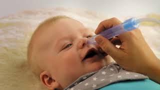 Детский назальный аспиратор NoseFrida от Mothercare. Аптечка для новорожденного