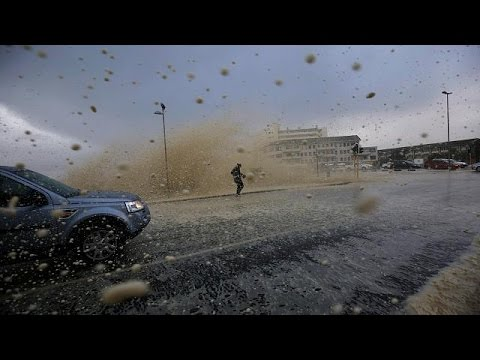 South Africa: deadly storm ravages Western Cape