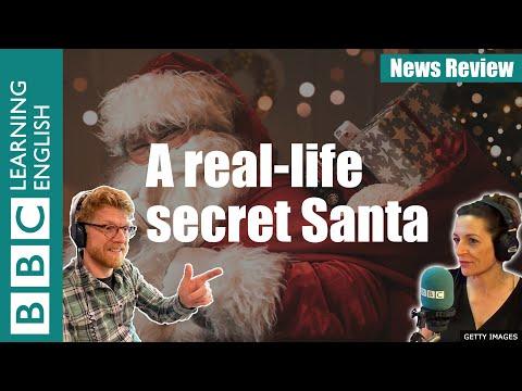 A real-life Santa: News Review