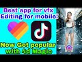 Best app to make vfx effect videos | Use 4d Magic in your videos | Get Popular Today!