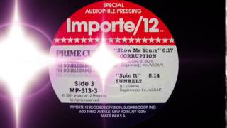 Sunbelt ft Rodney Eubanks - Spin It (Importe/12 Records 1981)
