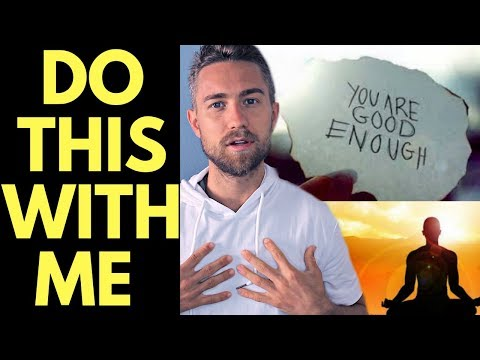 Self-Acceptance Exercise to Love Yourself 100% (Do This Daily)