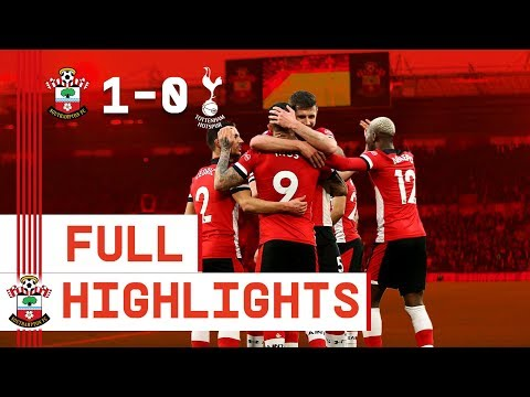 HIGHLIGHTS: Southampton 1-0 Tottenham Hotspur | Premier League