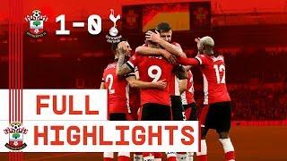 HIGHLIGHTS: Southampton 1-0 Tottenham Hotspur | Premier League