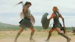 Троянская Война Поединок Лучших воинов в мире