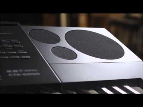 Casio Keyboard _ CTK 6200,WK 6600,CTK 7200, WK 7600