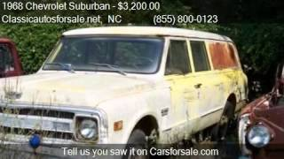 1968 Chevrolet Suburban  for sale in Nationwide, NC 27603 at #VNclassics