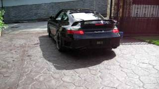 Porsche 911 (996) Turbo TechArt Kit Too Low