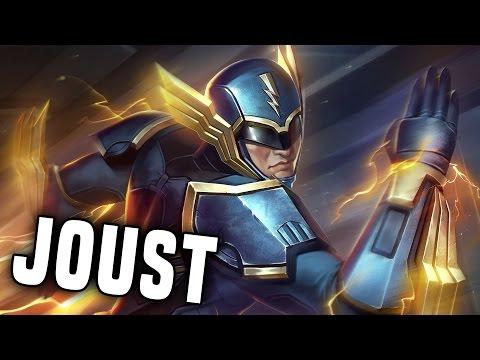 Captain Quick! Ridiculousness! | Smite Mercury Gameplay & Build