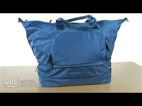 Tumi Durban Expandable Duffel 0484602PWK Overview