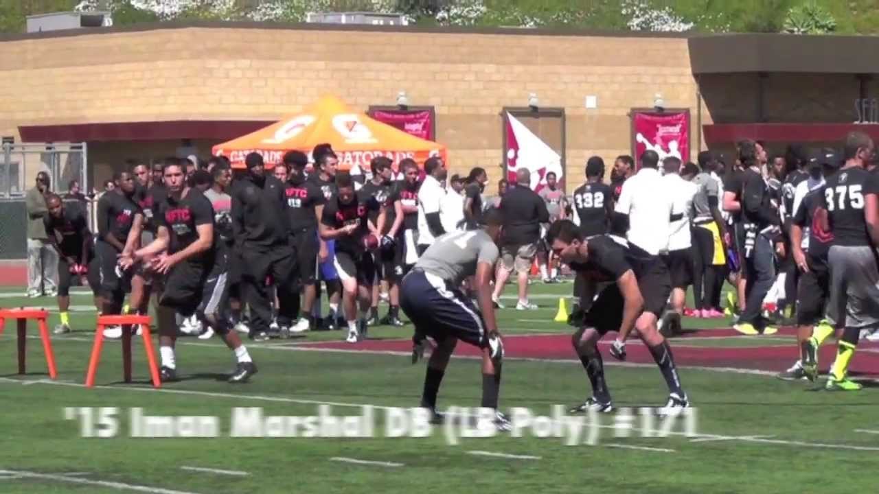 2013 Nike Football Training Camp: Top Plays - QB, WR, DB ... - photo#11