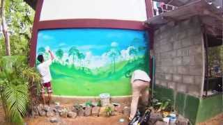 Activeaid - A Touch Of Colour In Thailand