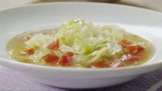 Soup Recipes - How To Make Cabbage Soup