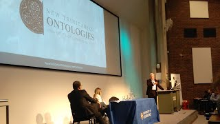 New Trinitarian Ontologies Conference - Welcome & Panel 1: Rethinking Relations
