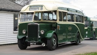 DETLING BUS RALLY MARCH 2012