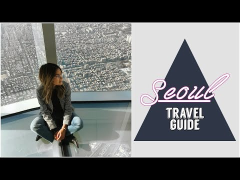SEOUL TRAVEL GUIDE | madametamtam