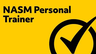 Free NASM Personal Trainer Study Guide