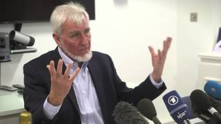 Professor John O'Keefe: winner 2014 Nobel Prize for Physiology or Medicine