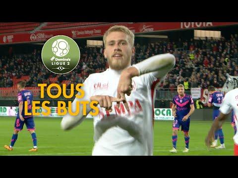 Tous les buts de la 12ème journée - Domino's Ligue 2 / 2018-19