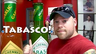 Tabasco Sauce Factory ~ Jalapeno Ice Cream!