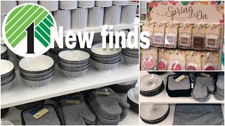HUGE Dollar Tree Shop with me (no music)