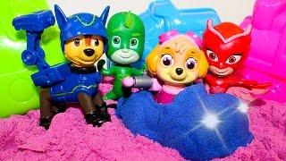 Щенячий патруль новые серии Развивающие мультики Герои в масках игрушки для детей Paw Patrol 2017