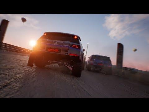 Gravel - Trailer Gamescom