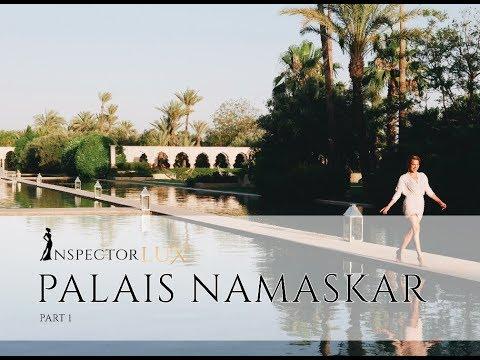 LUXURIOUS HOTEL Palais Namaskar (watch in HD)