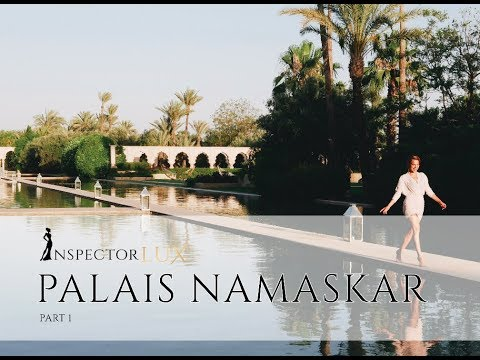 LUXURIOUS HOTEL Palais Namaskar (watch in HD)