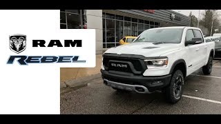 "2019 Ram 1500 Rebel Sighting! LeithCars.com Zero to 60 ""Extra"""