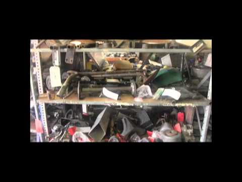 Central NYS largest indoor snowmobile parts salvage yard