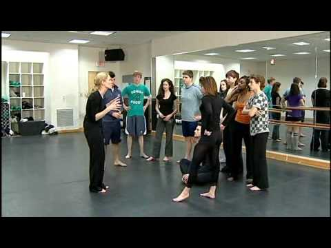 Theatre Department - Movement Class