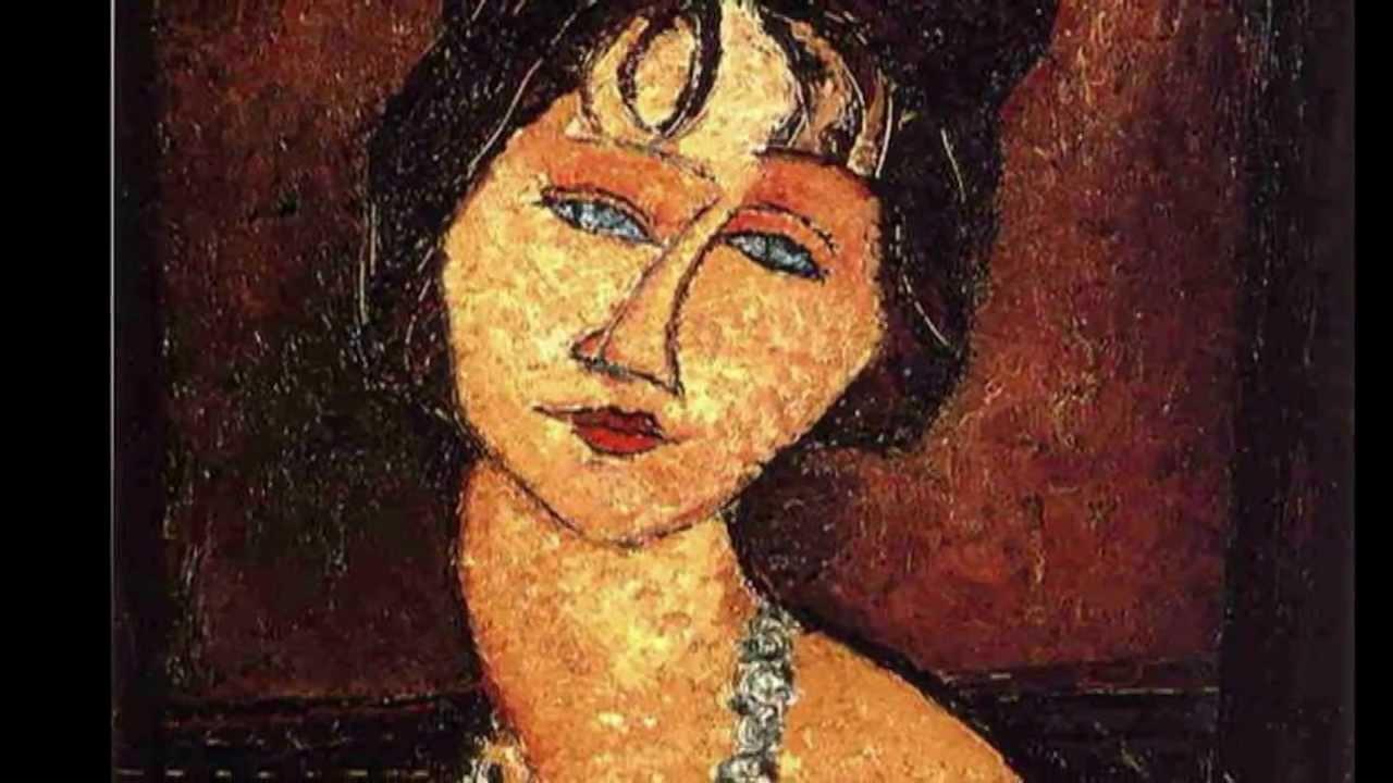 Amedeo Modigliani: Omaggio Ad Amedeo Modigliani