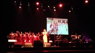 "Exaltation Gospel Choir - ""The greatest love of all"" CC Olga Cadaval, Sintra (05/06/2015)"
