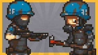 DAZW: BLUE UNITS CHALLENGE GAMEPLAY