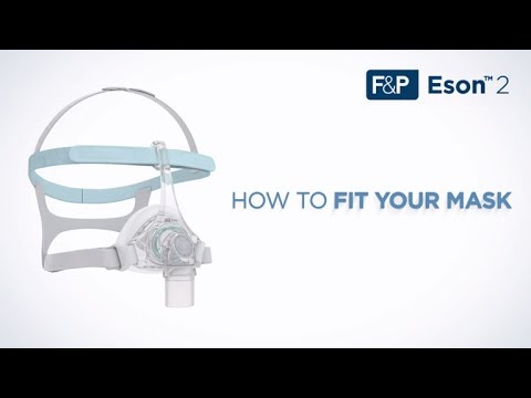 F&P Eson 2 Mask Fitting