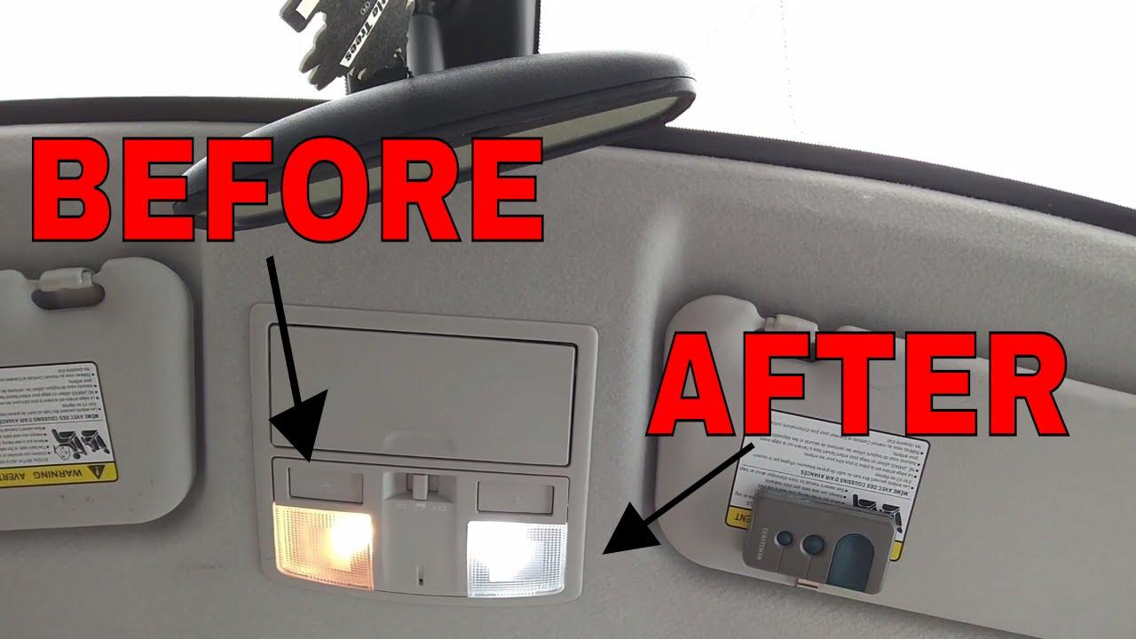 medium resolution of mazda 3 led lights install interior and exterior