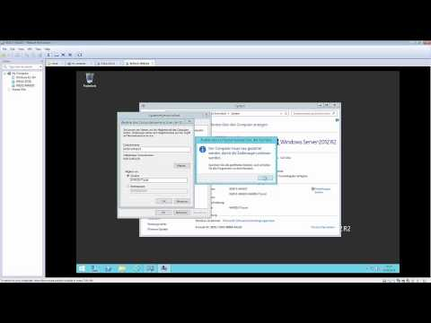 Microsoft Exchange 2013 Server Tutorial - die Vorbereitungen