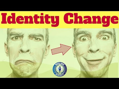 Identity Change Psychology - Change Your Client's Emotional Core